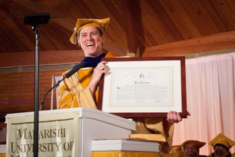 Jim Carrey university